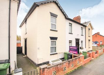 Thumbnail 2 bed end terrace house for sale in Villa Street, Hereford