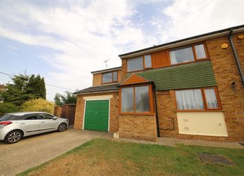 Thumbnail 5 bed semi-detached house for sale in Halt Drive, -, Linford