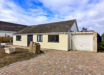 Thumbnail 3 bed detached bungalow for sale in Red Lodge, Bury St Edmunds, Suffolk