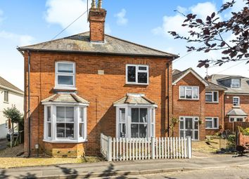 Thumbnail 2 bed semi-detached house for sale in Fleet, Hampshire