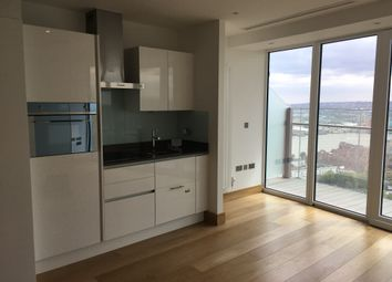 Thumbnail Studio to rent in Arena Towe, Crossharbour Plaza, London