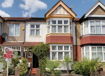 Thumbnail 3 bed terraced house for sale in Vaughan Road, Harrow