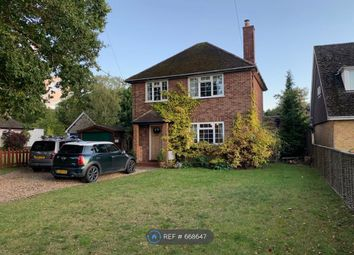 Thumbnail 3 bed detached house to rent in Seale Lane, Seale, Farnham