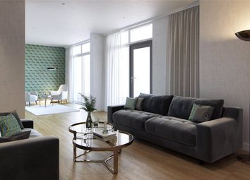 Thumbnail 2 bed flat for sale in Singer Mews, London