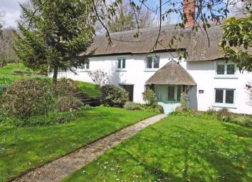 Thumbnail 4 bed cottage to rent in Mamhead, Exeter