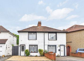 Thumbnail 3 bed semi-detached house for sale in Culvers Avenue, Carshalton