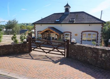 Thumbnail 4 bed detached house for sale in Strathculm Road, Exeter