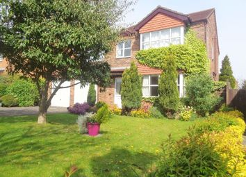 Thumbnail 4 bed detached house for sale in Cotton-Smith Way, Nettleham, Lincoln