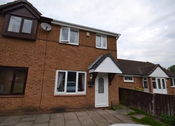 Thumbnail 3 bed semi-detached house for sale in Tasman Close, Old Hall, Warrington