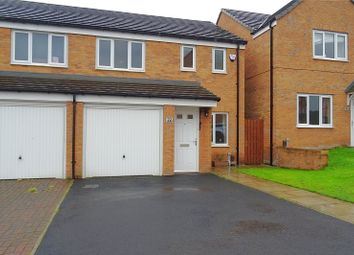Thumbnail 3 bed semi-detached house for sale in Allerton View, Thornton, Bradford, West Yorkshire