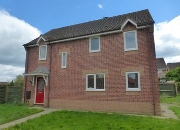 Thumbnail 4 bed detached house for sale in Bilberry Close, Attleborough
