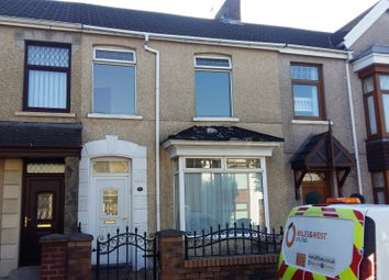 Thumbnail 3 bed terraced house for sale in King George Avenue, Llanelli