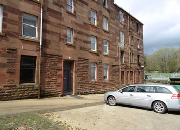 Thumbnail 1 bed flat for sale in Clune Park Street, Port Glasgow, Inverclyde