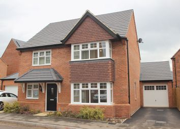 Thumbnail 4 bed detached house for sale in Roebuck Road, Bishopton, Stratford-Upon-Avon