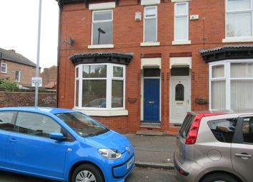 Thumbnail 3 bed terraced house for sale in Cambridge Avenue, Whalley Range, Manchester