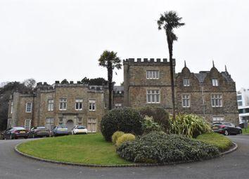Thumbnail 2 bed flat for sale in Clyne Castle, Mill Lane Mumbles, Swansea