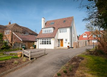Thumbnail 4 bed detached house for sale in Chart Road, Sutton Valence