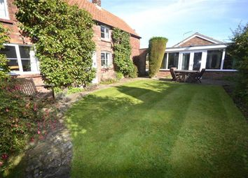 Thumbnail 3 bed property for sale in North End, Tetney, Grimsby
