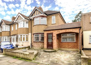 Thumbnail 3 bed end terrace house for sale in Hartland Drive, Ruislip, Middlesex