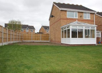 Thumbnail 3 bedroom property to rent in Meadow Way, Gobowen, Oswestry