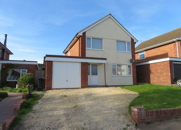Thumbnail 3 bed detached house to rent in Russell Close, Holmer, Hereford