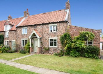 Thumbnail 3 bed cottage for sale in Main Street, Wheldrake, York