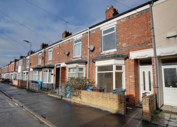 Thumbnail 2 bed terraced house to rent in Welbeck St, Hull