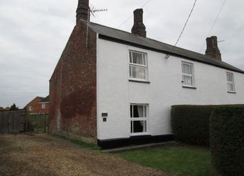 Thumbnail 3 bedroom semi-detached house to rent in Hollycroft Road, Emneth, Wisbech