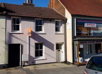 3 bed terraced house for sale in High Street, Felixstowe IP11