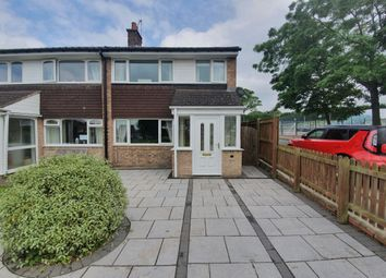 Thumbnail 3 bed semi-detached house for sale in Benfield Close, Consett