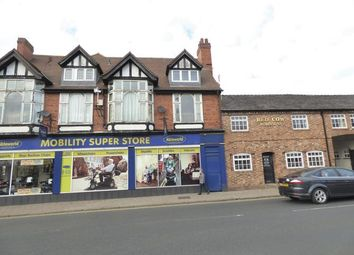 Thumbnail 2 bed flat for sale in Kensington Court, Nantwich