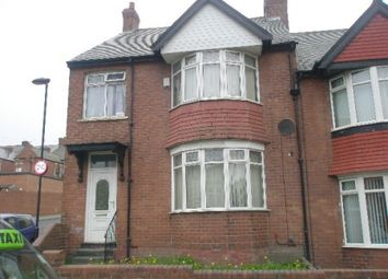 Thumbnail 4 bed end terrace house to rent in Wingrove Road, Newcastle Upon Tyne