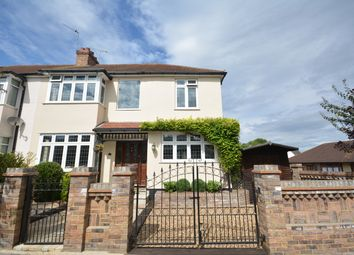 Thumbnail 4 bed end terrace house for sale in Percival Road, Hornchurch