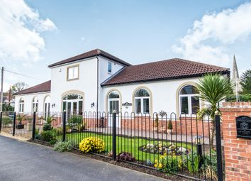 Thumbnail 3 bed detached house for sale in Chestnut Close, Weston, Newark