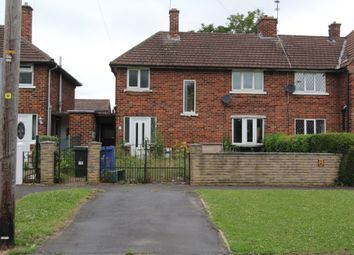 Thumbnail 3 bed semi-detached house for sale in Amersall Road, Scawthorpe, Doncaster