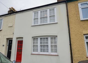 Thumbnail 2 bedroom terraced house for sale in Mill Road, Deal