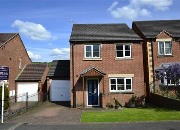 Thumbnail 3 bed detached house for sale in Meadow End, Wirksworth, Derbyshire