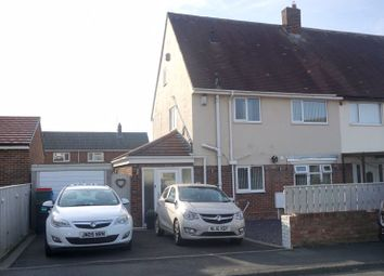 The Oval, Ouston, Chester Le Street DH2. 3 bed semi-detached house
