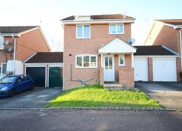 Thumbnail 3 bedroom link-detached house for sale in Tilney Way, Lower Earley, Reading