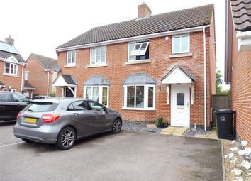 Thumbnail 3 bedroom semi-detached house to rent in Store Street, Roydon, Diss