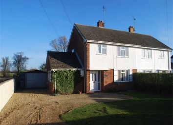 Thumbnail 4 bed semi-detached house for sale in Kates Bridge, Thurlby, Bourne, Lincolnshire