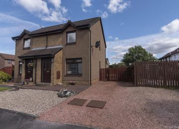 Thumbnail 2 bed semi-detached house for sale in Abbot Road, Stirling, Stirling