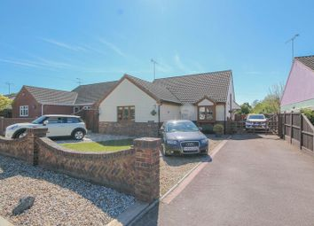 Thumbnail 4 bed detached bungalow for sale in Sugden Avenue, Wickford
