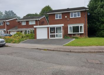 4 bed detached house to rent in West Green Close, Birmingham B15