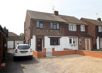 Thumbnail 5 bed semi-detached house for sale in The Gardens, Feltham, Middlesex