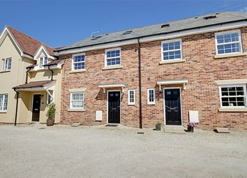 Thumbnail 4 bed terraced house for sale in Cambridge Road, Sawbridgeworth, Hertfordshire