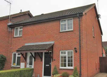 Thumbnail 2 bedroom end terrace house to rent in Meadow Close, Aylesbury