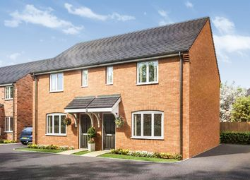 3 bed semi-detached house for sale in Kings Gate, Hathern Road, Shepshed, Loughborough LE12