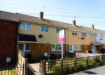 Thumbnail 3 bedroom terraced house for sale in Verwood Close, Swindon