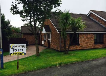 Thumbnail 3 bed detached bungalow to rent in Hillberry Meadows, Douglas, Isle Of Man